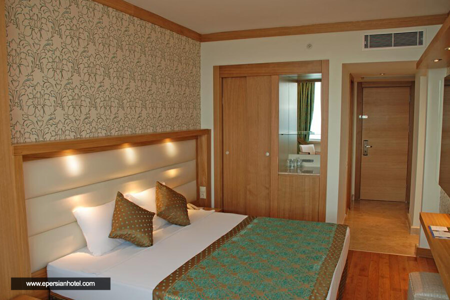 هتل ریزورت اند اسپا آنتالیا اتاق دو تخته