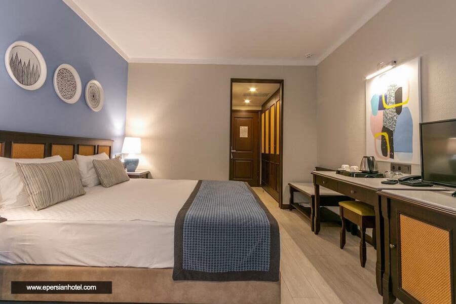 هتل لارا پارک آنتالیا اتاق دبل