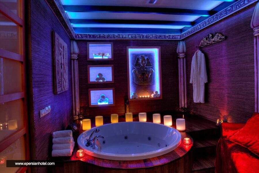 هتل اورنج کانتی آنتالیا ماساژ