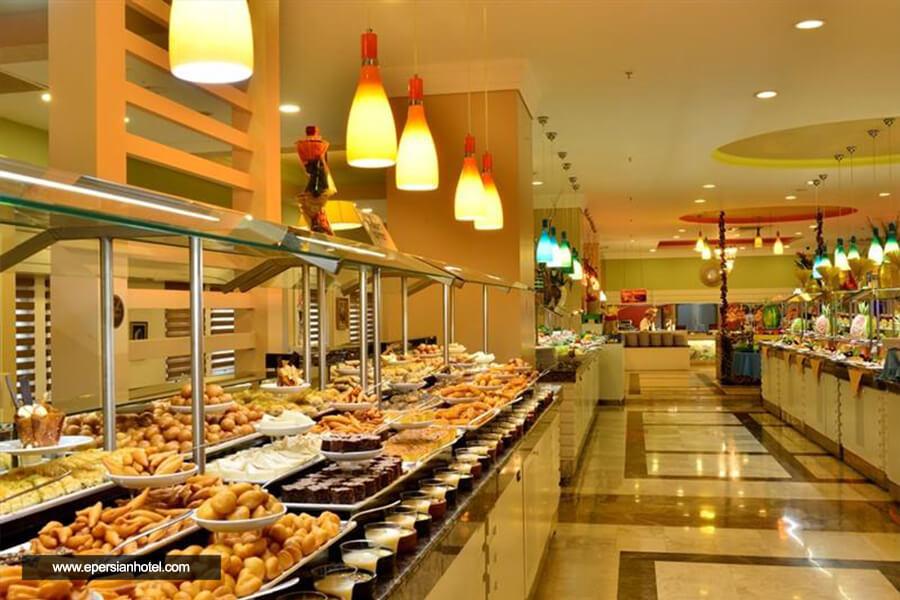 هتل اورنج کانتی آنتالیا رستوران