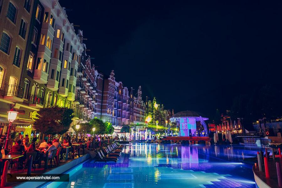 هتل اورنج کانتی آنتالیا نما