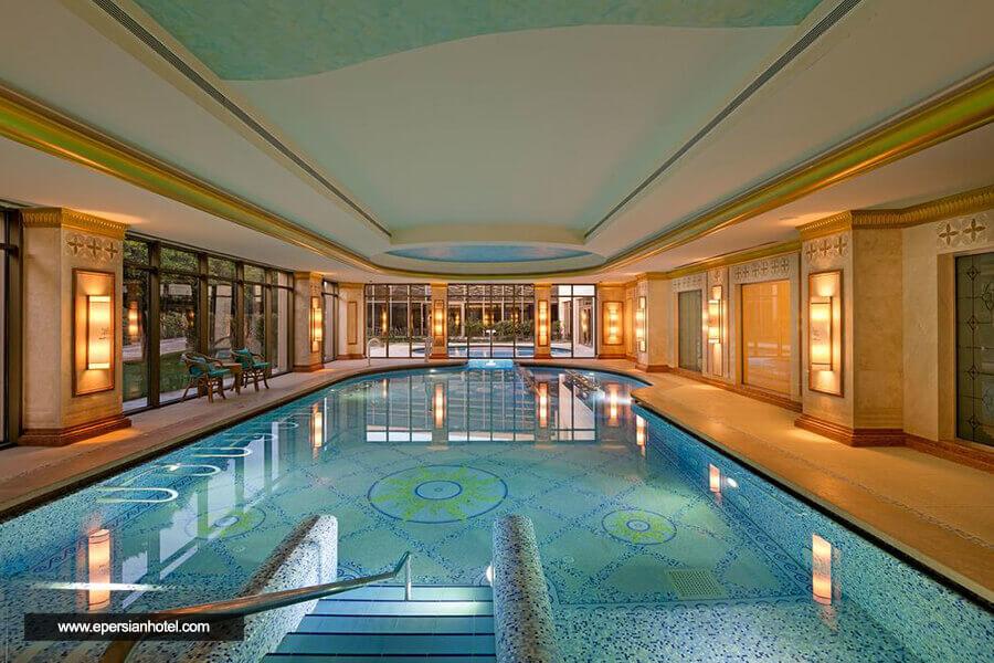 هتل تایتانیک مردان پالاس آنتالیا استخر