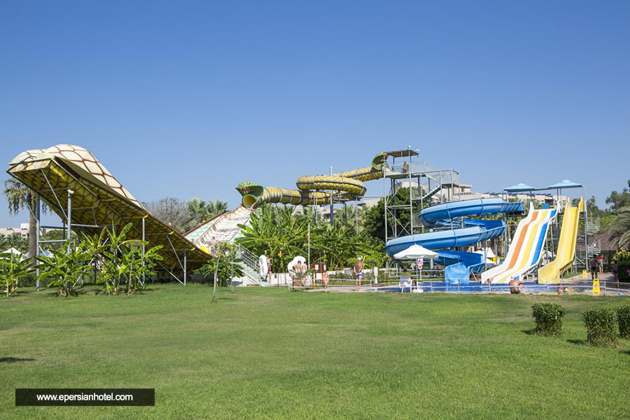 هتل مرا پارک آنتالیا پارک آبی