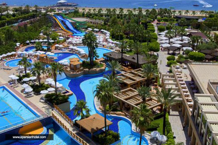 هتل فیم رزیدنس لارا اند اسپا آنتالیا نما