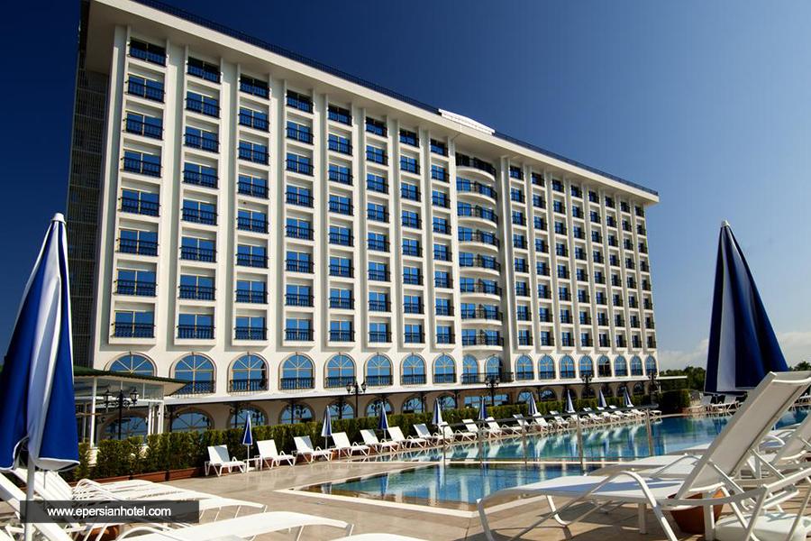 هتل هارینگتون پارک ریزورت آنتالیا نما