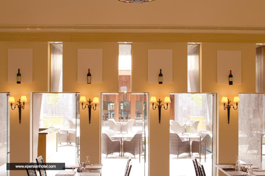 هتل لیکیا ورد آنتالیا سالن بار