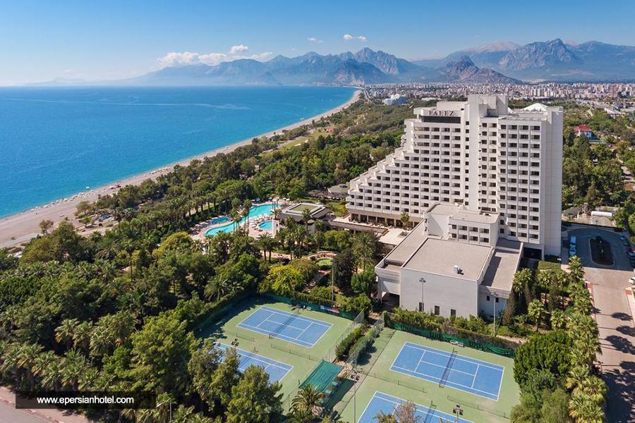 هتل ازکایماک فالز آنتالیا نما