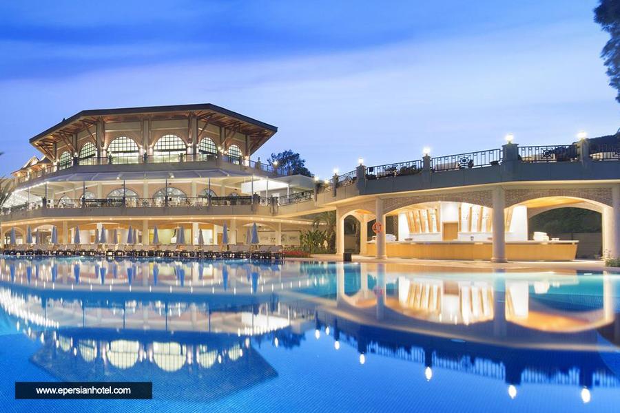 هتل پاپیلون زیگما ریلکسوری آنتالیا نما
