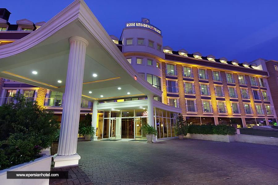 هتل پی جی اس رز رزیدنس بیچ آنتالیا نما