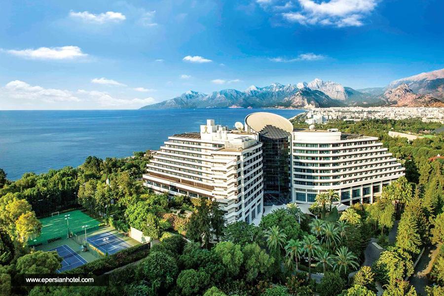 هتل رکسوس داون تاون آنتالیا نما