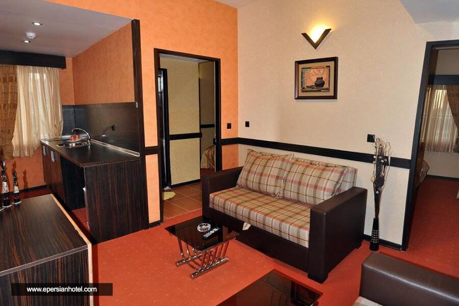 هتل آپادانا مشهد اتاق