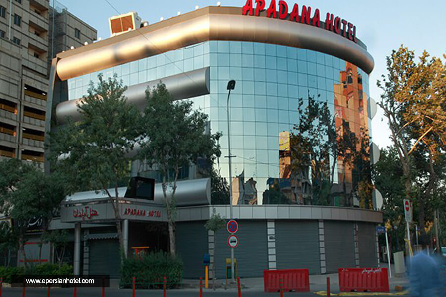 هتل آپادانا مشهد نما