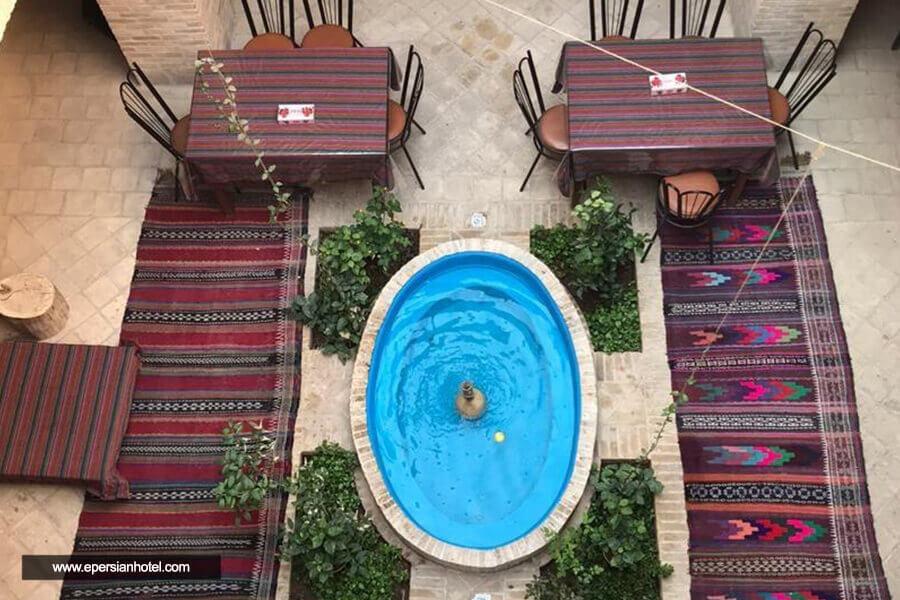 هتل سنتی آرا یزد رستوران