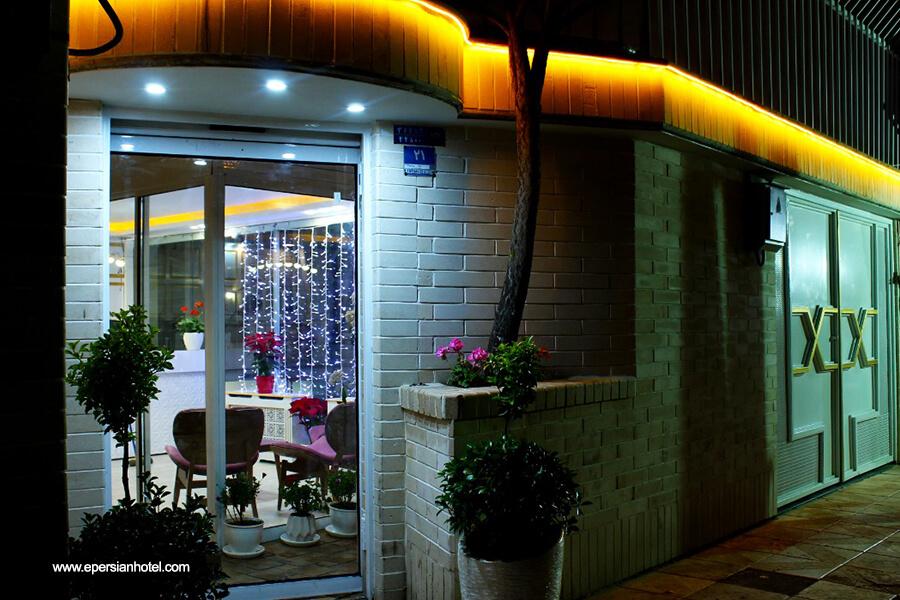 هتل آرام تهران نما