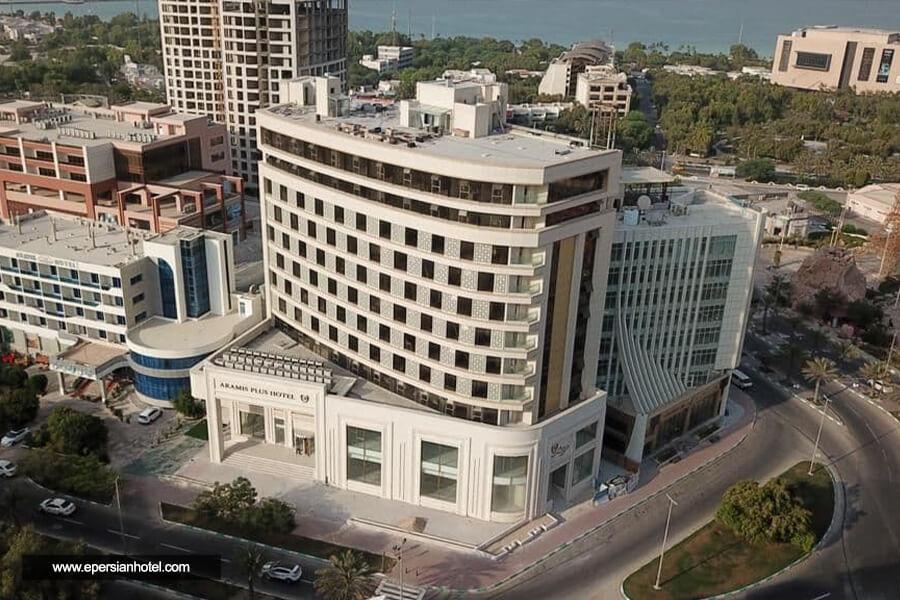 هتل آرامیس پلاس کیش نما