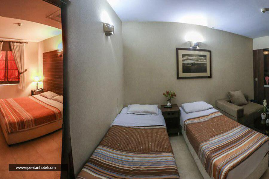 هتل آرامیس مشهد کانکت چهار تخته