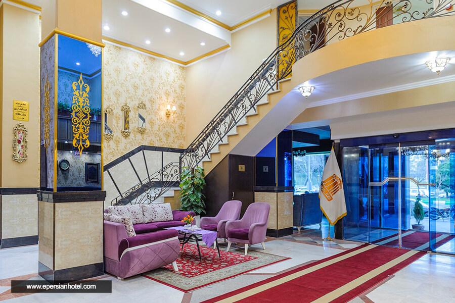 هتل ارس مشهد نمای داخلی