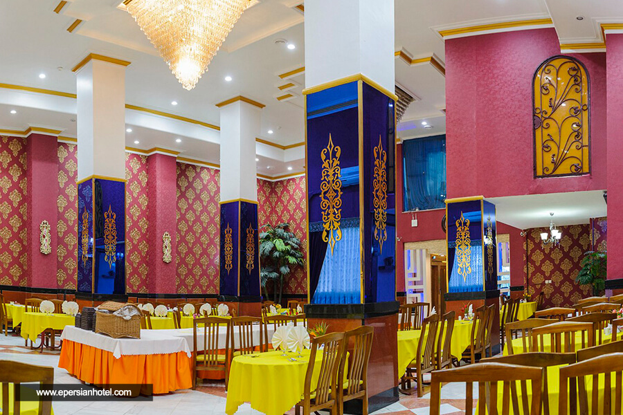 هتل ارس مشهد رستوران