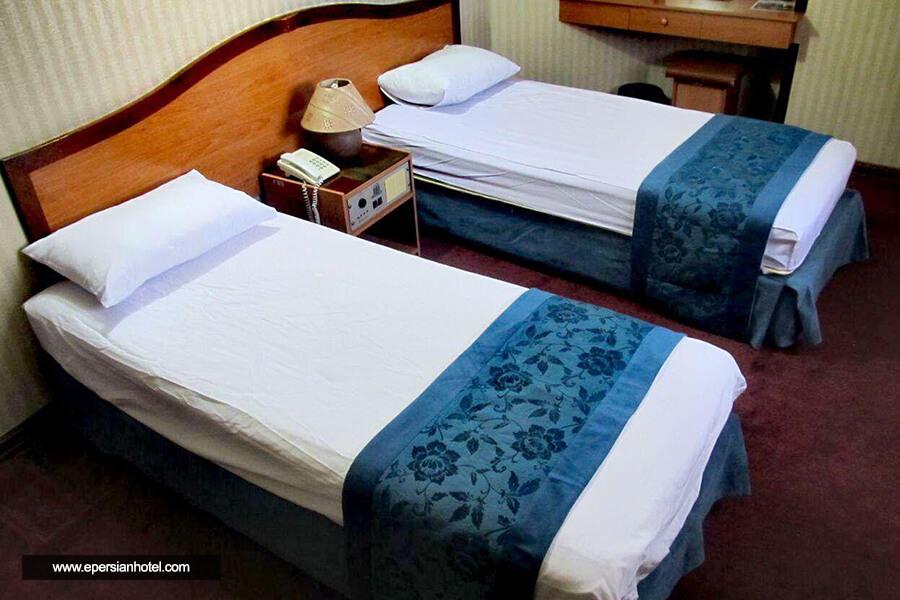 هتل ارس مشهد اتاق دوتخته