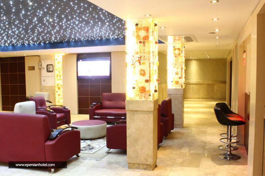 هتل ارگ  مشهد