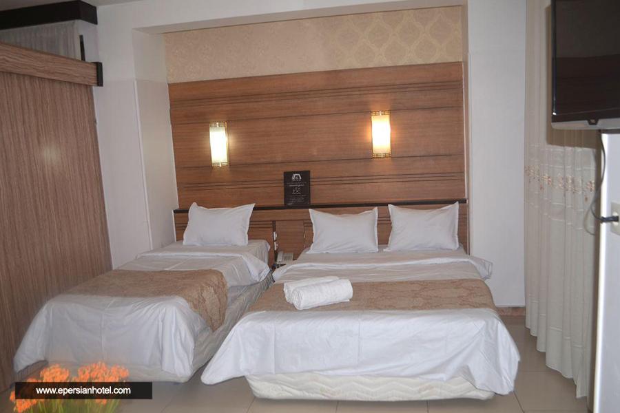 هتل آریا مشهد اتاق تریپل