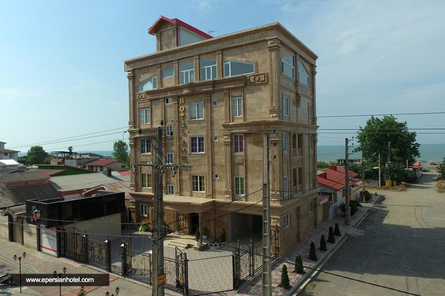 هتل آرکا انزلی نما