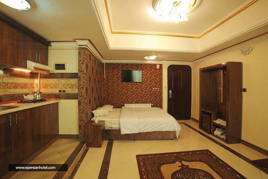 هتل آپارتمان ارمغان مشهد اتاق دابل