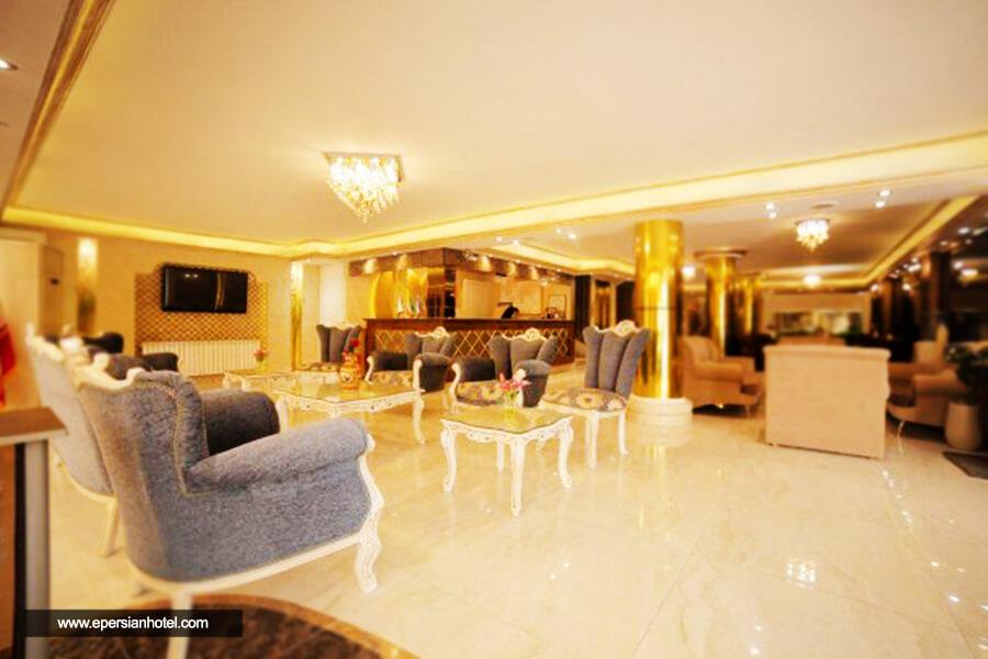 هتل آپارتمان ارمغان مشهد لابی