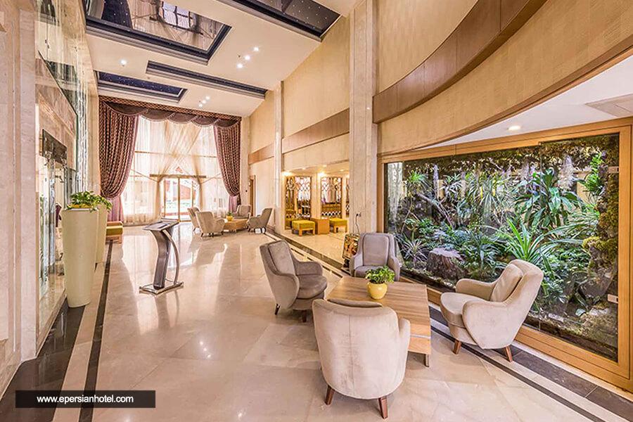 هتل آپارتمان آرمان مشهد لابی