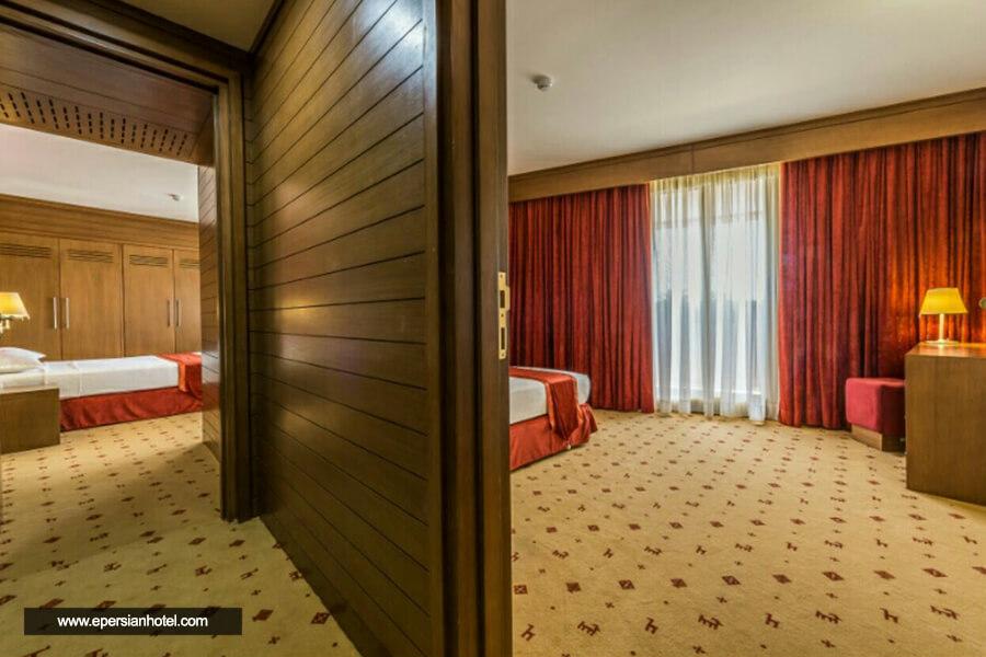 هتل آپارتمان آرمان مشهد سوئیت