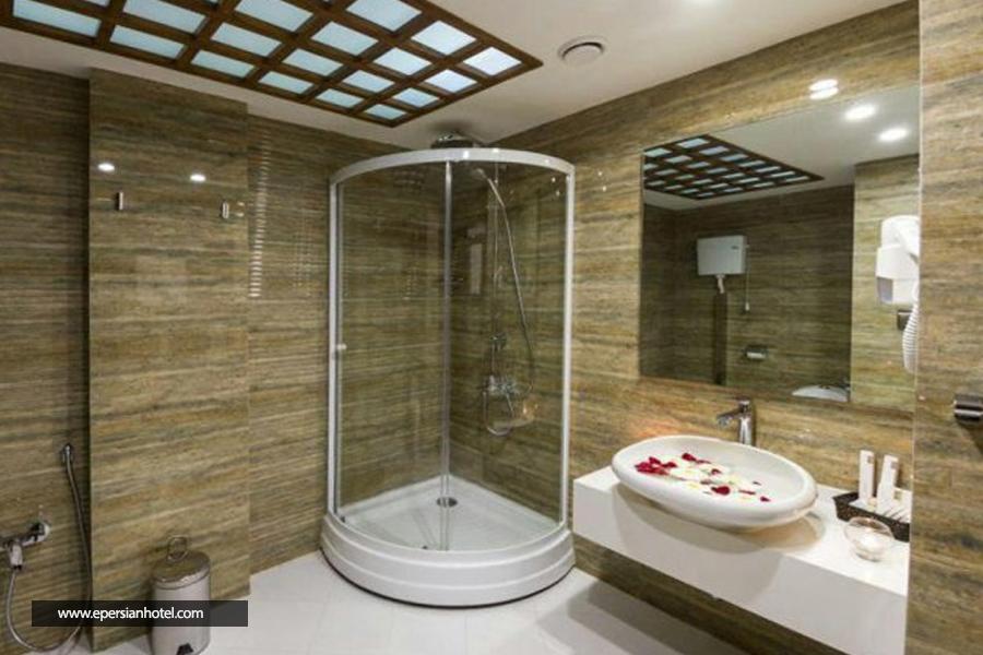 هتل آپارتمان آرمان مشهد سرویس بهداشتی