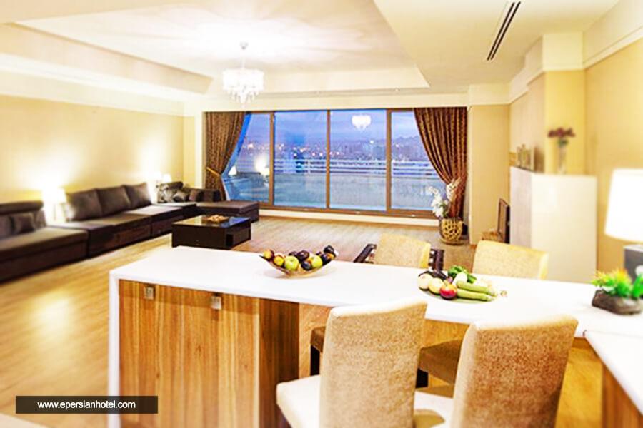 هتل آرمیتاژ مشهد سوئیت