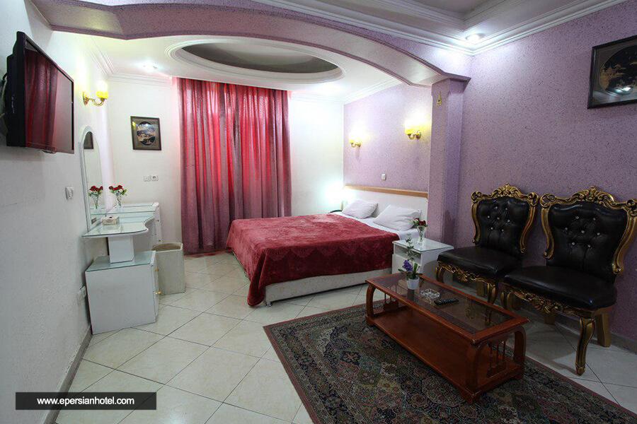 هتل آرسان مشهد اتاق دوتخته