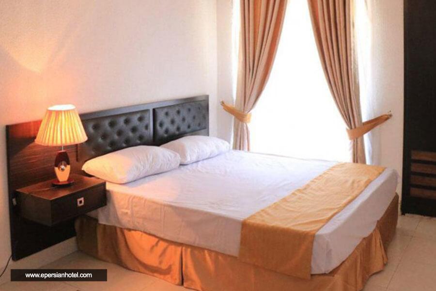 هتل آبادگران کیش اتاق دو تخته