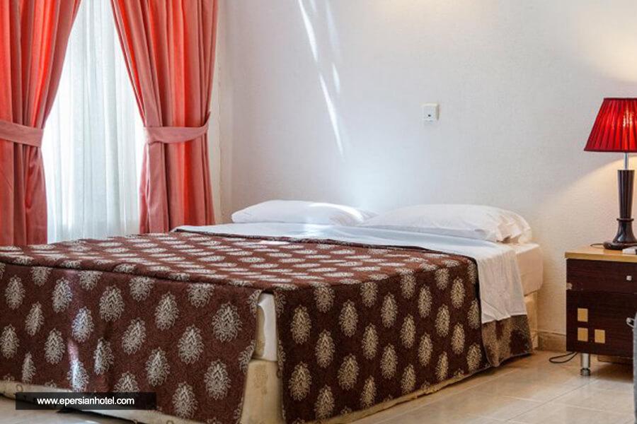 هتل آقتاب شرق کیش اتاق دوتخته