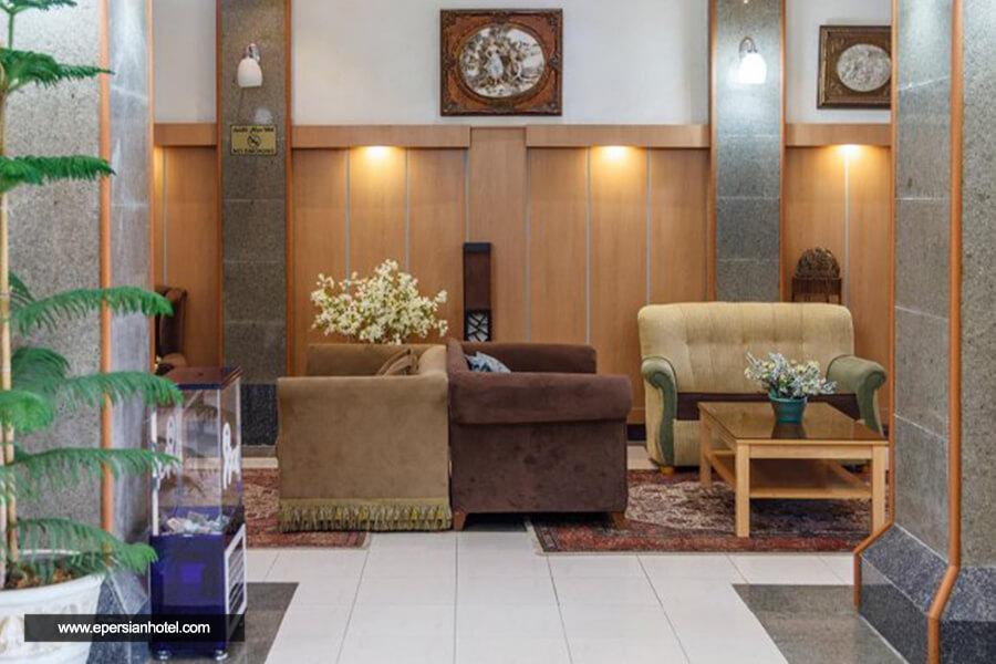 هتل آقتاب شرق کیش لابی