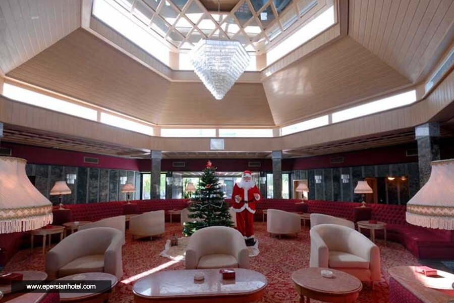 هتل آنا کیش لابی