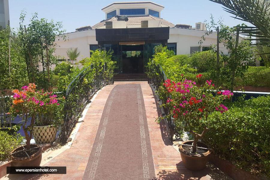 هتل آنا کیش نما