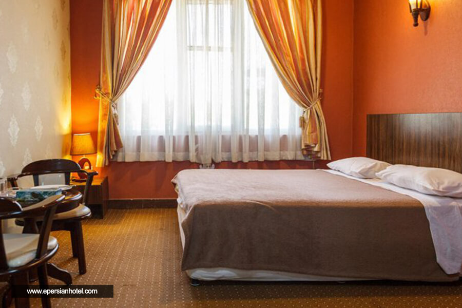 هتل آرامش کیش اتاق دو تخته