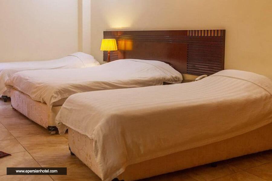 هتل فلامینگو کیش اتاق سه تخته