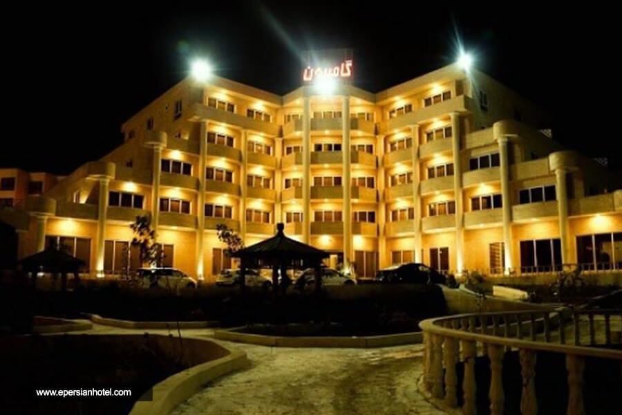هتل گامبرون کیش نما