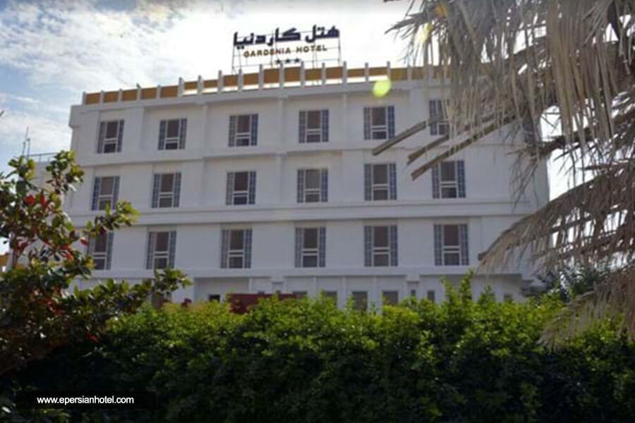 هتل گاردنیا کیش نما