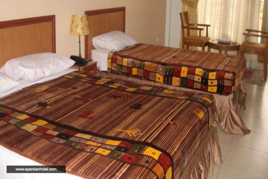 هتل گراند کیش اتاق دو تخته