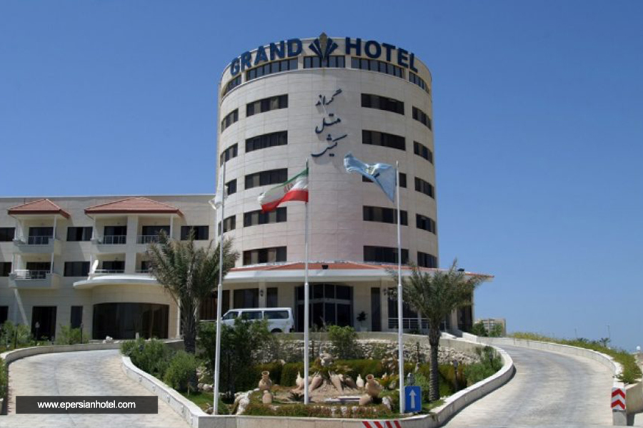 هتل گراند کیش نما