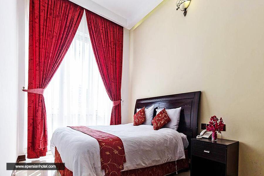 هتل لوتوس کیش اتاق دوتخته