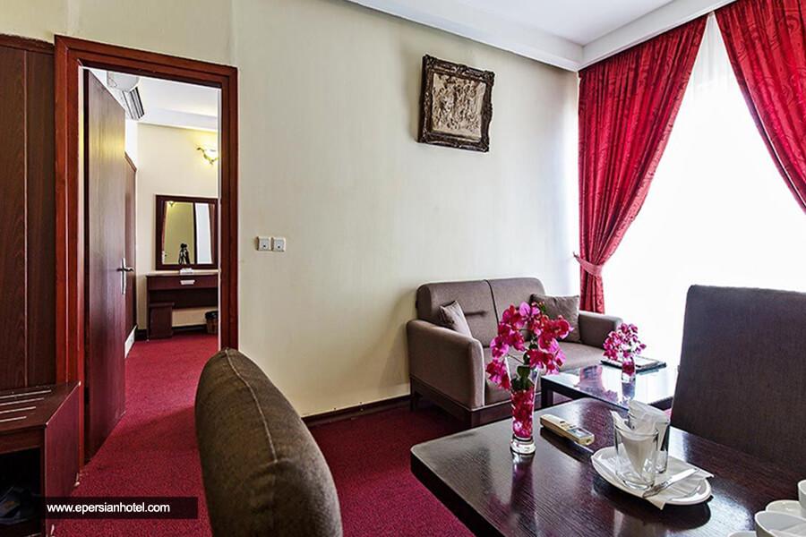 هتل لوتوس کیش اتاق