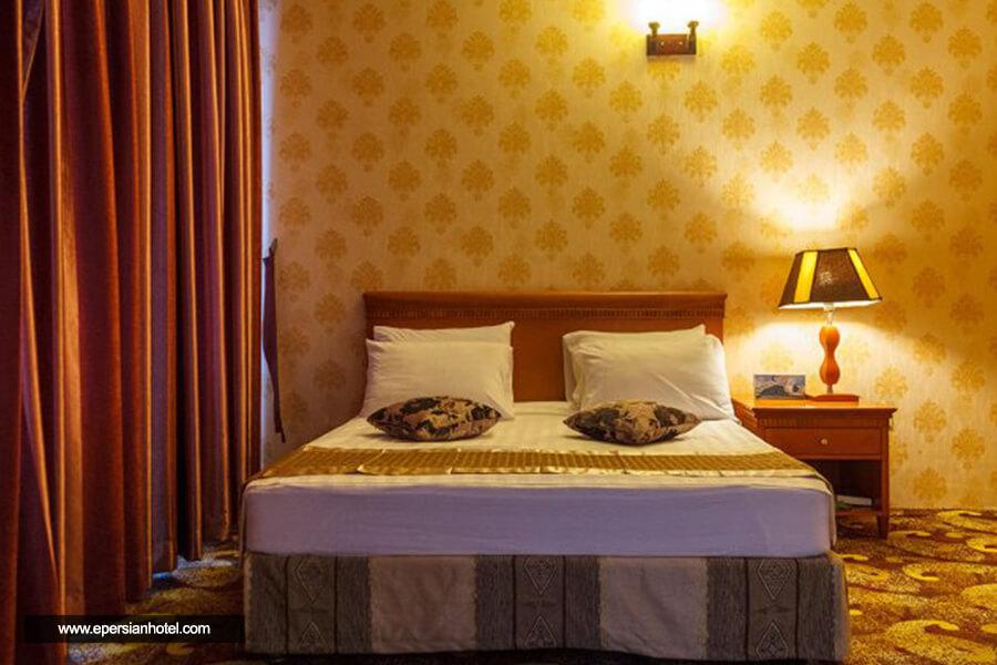 هتل پارمیس کیش اتاق دو تخته