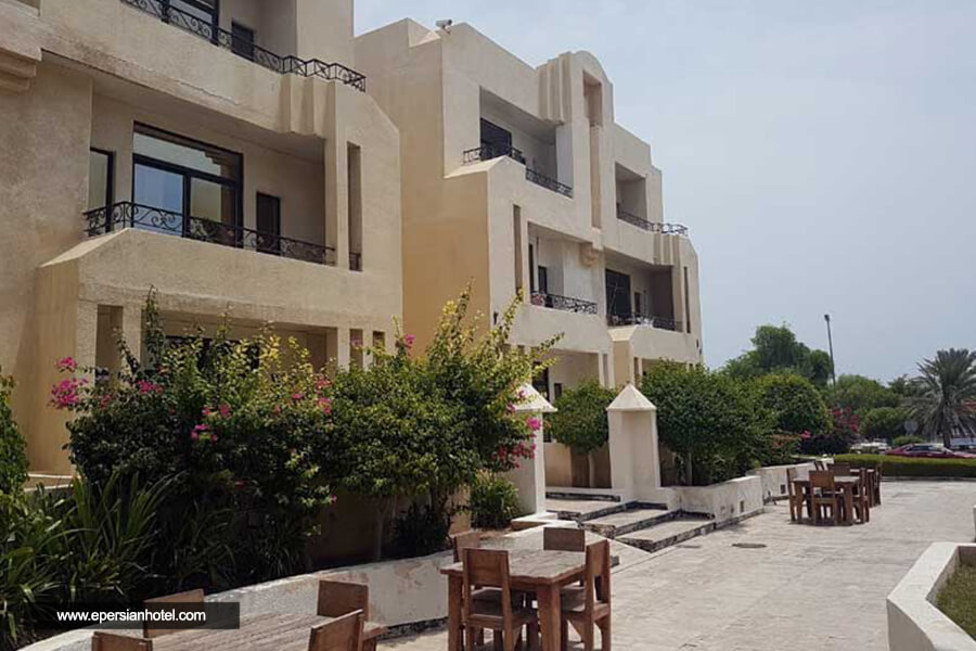 هتل پارسیان کیش نما