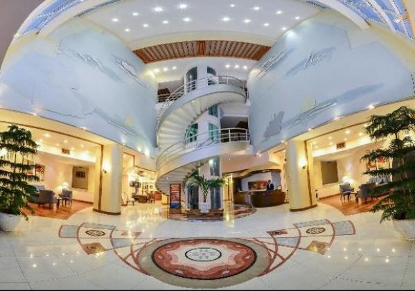هتل سورینت صدف کیش class=
