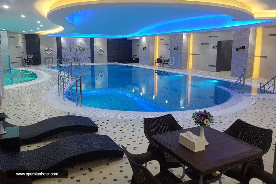 هتل شایان کیش استخر